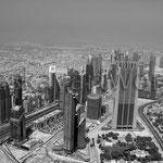 vereinigte arabische emirate | skyline vom burǧ halīfa in dubai | 2010