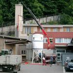 Pilatus Ltd. Stans - Anbau Lift für Küche