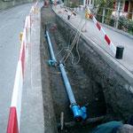 Werkleitungen Rütenenstrasse Beckenried
