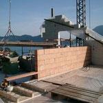 Dachaufstockung Amstad Beckenried - Abbruch und Aufstockung Dachgeschoss