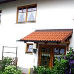 Fenster - Hausfront