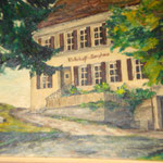 "Restaurant ""Berghaus"""