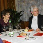 Martha und Marianne, die beiden guten Seelen im Vorstand