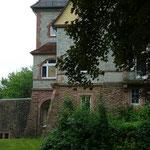 Treff bei der Menzer-Villa
