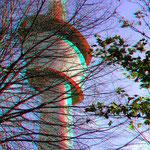 Fernsehturm - Aussichtskanzel seit Jahren reparaturbedürftig und gesperrt