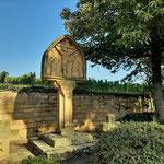 Ältester Bildstock der Pfalz...  - Foto I. Pedal