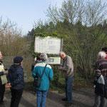 Am Steinberg: Besucherinformation