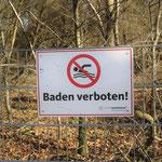 Baden war auch nicht unsere Absicht - Bild: Ingo Pedal