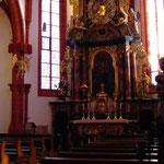 Im Chor (katholisch)  - Foto P. Welker