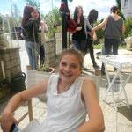 Annika chillt :)
