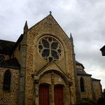 L'église Saint Pierre.