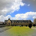 Abbaye Notre-Dame de Paimpont.