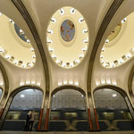 La station Maïakovskaya