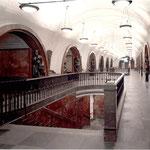 La station Ploschad Revolutsii