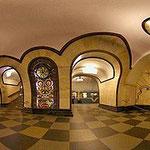 La station Kievskaïa