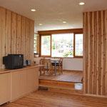 無垢材,木の家,リネンの家