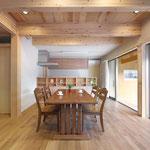 無垢材,木の家,軒の深い家