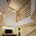 SRC3F建住宅、手狭な土地を最大活用