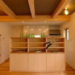 無垢材,木の家,障子と畳 海老茶の家