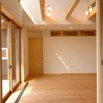 無垢材,木の家,陽だまりの家