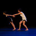 Cours de contemporain à Amplitude Danse Toulouse