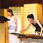 「零刻」世界初演 吉川真澄、菊地奈緒子による (仙台, '05)