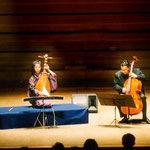 ''Passacaglia'' premiered by J.Ueda and Yo-Yo MA (in Shizuoka, '98)