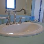 Zoom sur la vasque de la Chambre Mer de la Grange du Coulin à Onesse et Laharie