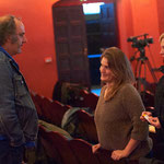Matthias Lilienthal, Regisseurin Anna Sophie Mahler, Dramaturgin Johanna Höhmann