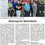 Aktivtag Menschen mit Behinderung Mai 2019 - Mitteilungsblatt Emmering