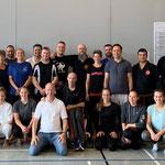 KBR-Seminar Goshin Jitsu + Kyusho Jitsu + Kickboxen in der Schweiz inkl. Prüfungen - Oktober 2019