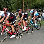 1. von links, Team Sky, Tour de France Sieger 2018,  Geraint Thomas