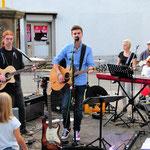 RockCover Band Band Tintagel Heads - Zusammen musizieren -