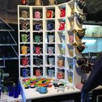 Gravur auf Tassen & Gläsern Centro Weihnachtsmarkt Oberhausen