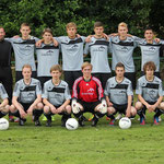 Team 2. Halbzeit