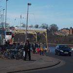 STOP an der Weser