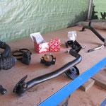 Motorträger VW T3 Joker Camper