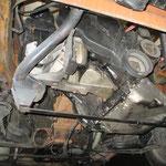 VW T3 Joker Westfalia Motorausbau