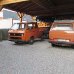 VW T3 AAZ Umbau