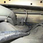 VW T3 Joker Schaltgestänge, Schaltung, Getriebe, 4 gang  5 gang