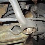 VW T3 Joker Stabistütze