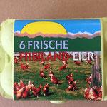 Eierschachteli zu verkaufen