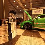 Forge auf Ihrem Stand mit Pipercross, präsentieren Audi TT-RS