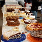 Herzlichen Dank an alle fleißigen Kuchenbäcker!