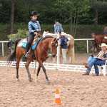 Novice Amateur Western Horsemanship 3.Platzierte Sophia Spinnler auf Manavka´s Magellan