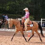 Amateur / Open Western Horsemanship Teilnehmerin Martina Breunig