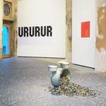 Exhibition view – 'MUSIC', Kunstraum D21, Leipzig, 2011