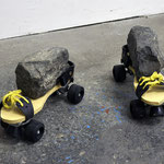 'untitled (stones, rolling)', 2010