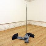 'untitled (Flute #1)', 90 x 80 x 165 cm, 2015