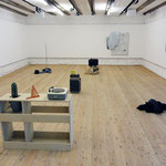 Exhibition view – [: Rehearsal : Room #23 :], Kunsthalle Graz, Graz 2015